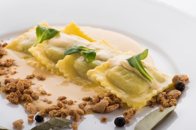 Frische Pasta Ravioli © Mondo Pasta